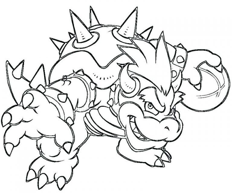 Bowser Coloring Pages Best Coloring Pages For Kids In 2020 Mario Coloring Pages Coloring Pages Super Mario Coloring Pages