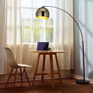 Floor Lamps You Ll Love In 2019 Wayfair Arched Floor Lamp Gold Floor Lamp Contemporary Floor Lamps