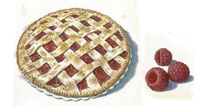 Raspberry Pie Raspberry Pie Recipe Raspberry Pie Tomato Pie Recipe