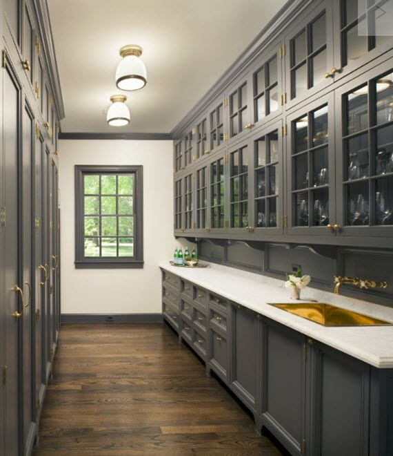 Butler Pantry Design Ideas 10 butlers pantry ideas Kitchen With Butlers Pantry Behind Home Ideas Pinterest Pantry And Kitchens