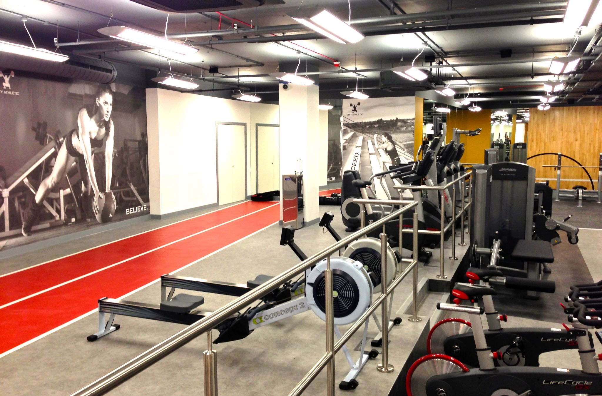gym design - Google Search   Fitness Gym Inspiration   Pinterest ...