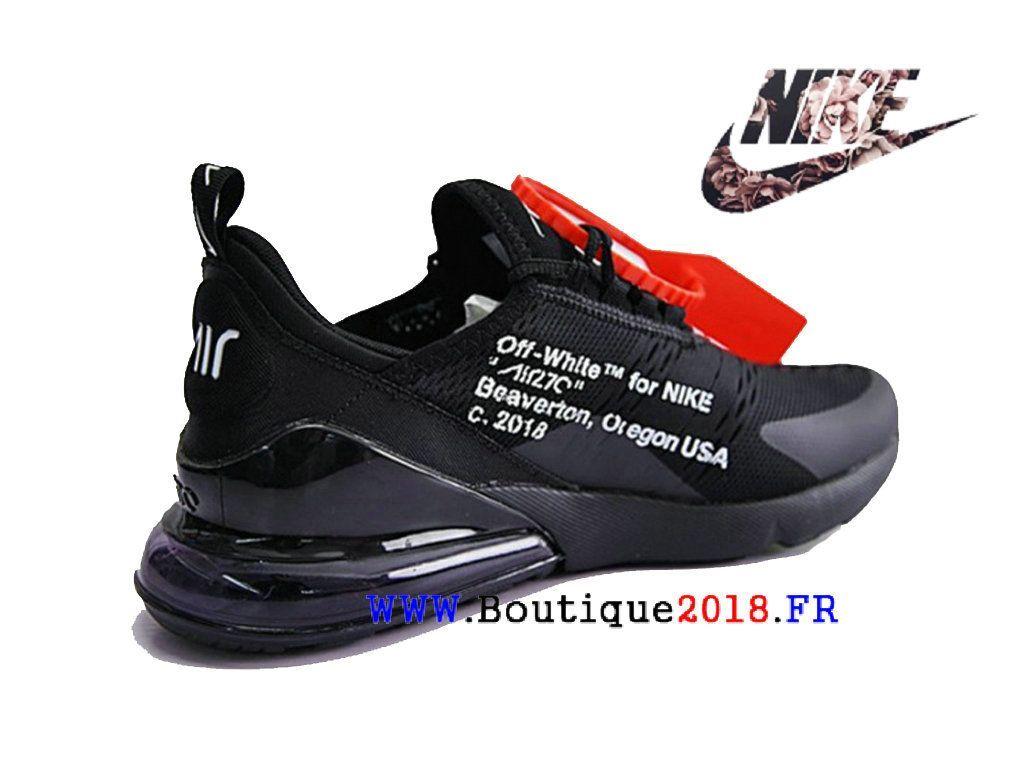 nouveau produit ffb39 03979 Off white x Nouveau Nike Air Max 270 Chaussures Officiel ...
