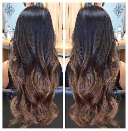 Haarfarbe Ideen für Brünette für den Sommer Caramel Life 23+ Ideen für 2019 -  #brunette #car... #haircolorideasforbrunettes