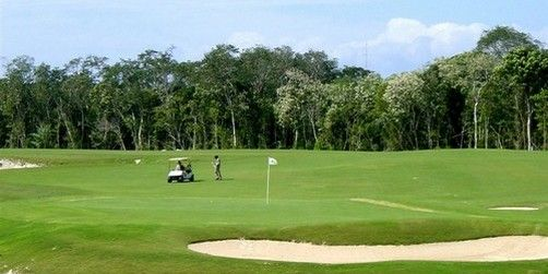 Cozumel Golf & Country Club in Cozumel, Mexico