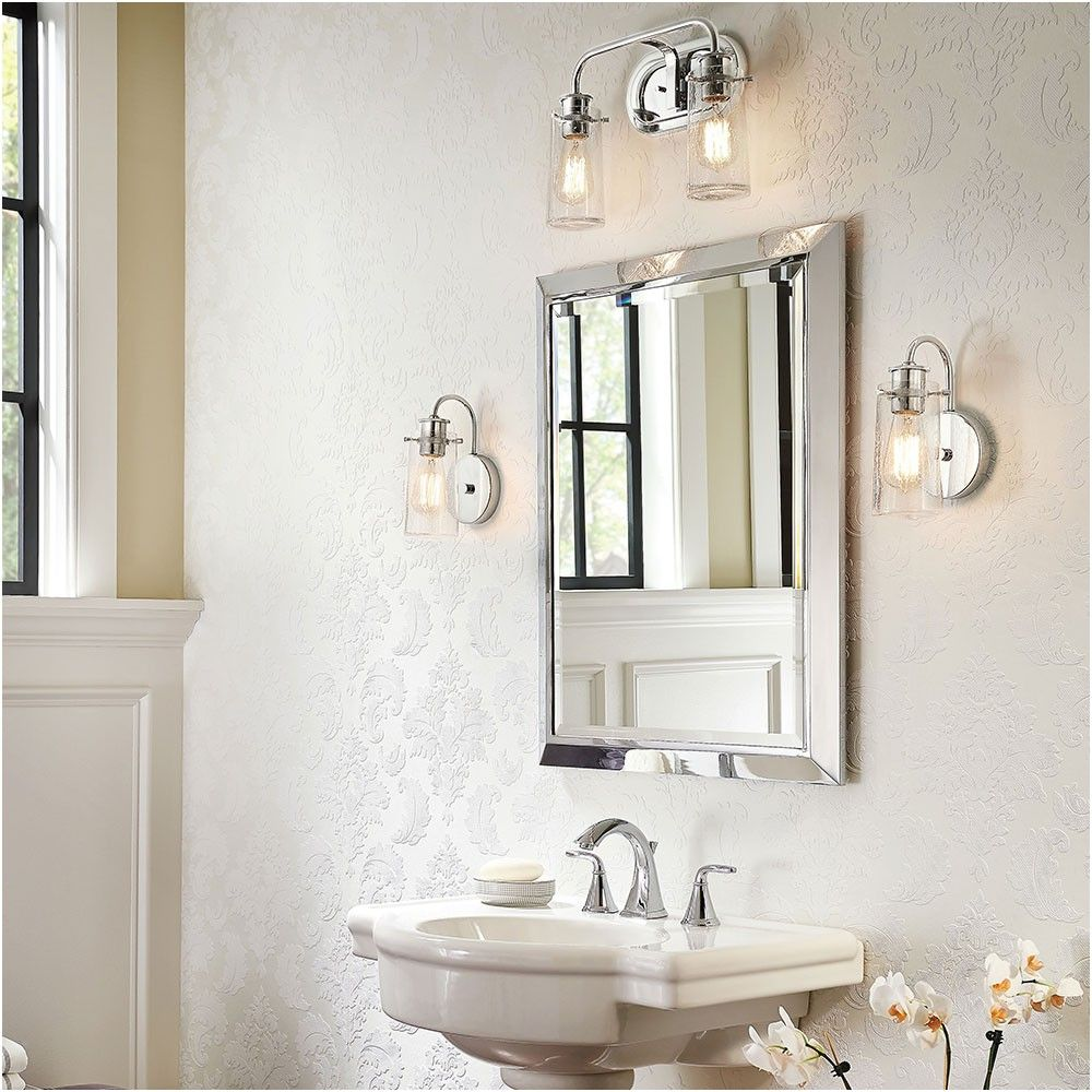 Lovely Kichler Bathroom Light Fixtures