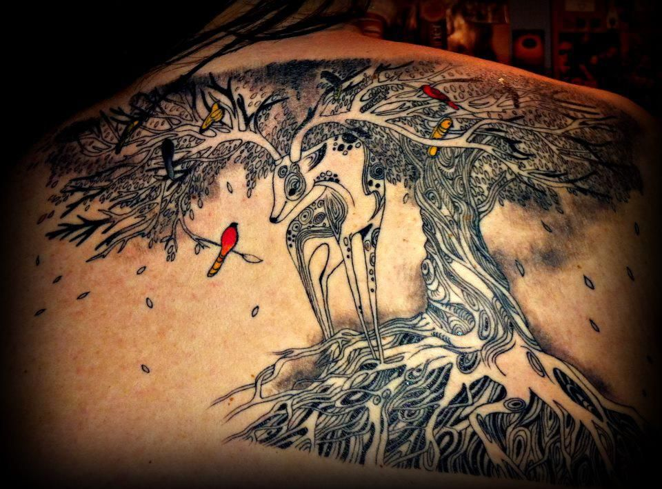 30 Best Tattoos of the Week – March 12th to March 19th, 2012