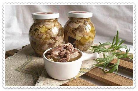 рецепт тушенки из курицы в домашних условиях