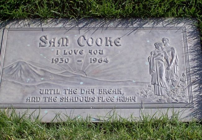 sam cooke grave FOREST LAWN GLENDALE, LOS ANGELES ...