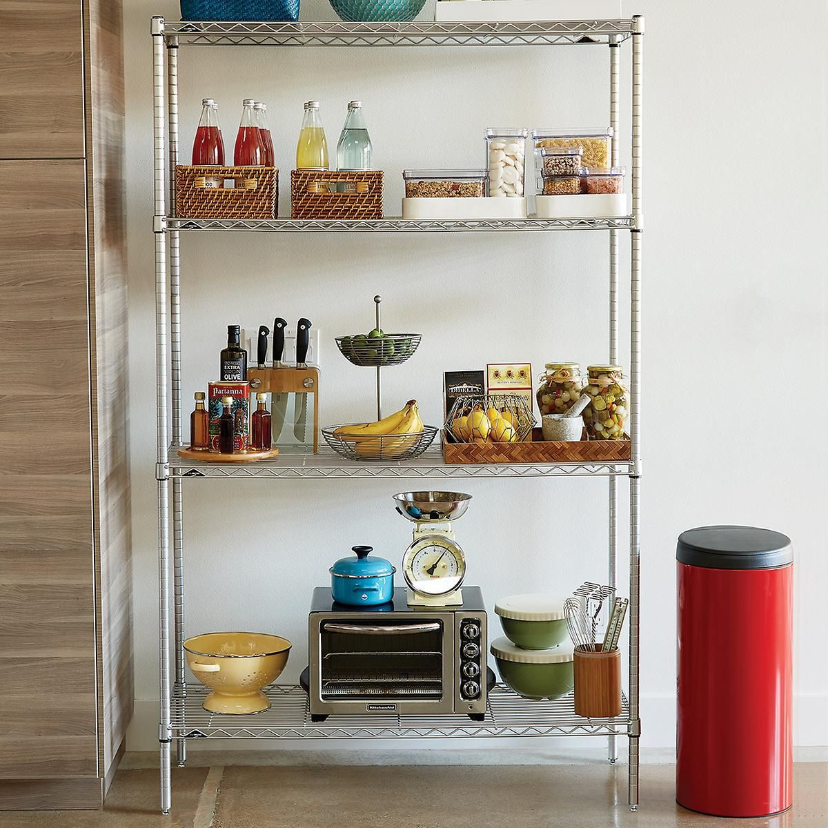 InterMetro Special Offer Unit   Shelf supports, Container store and ...