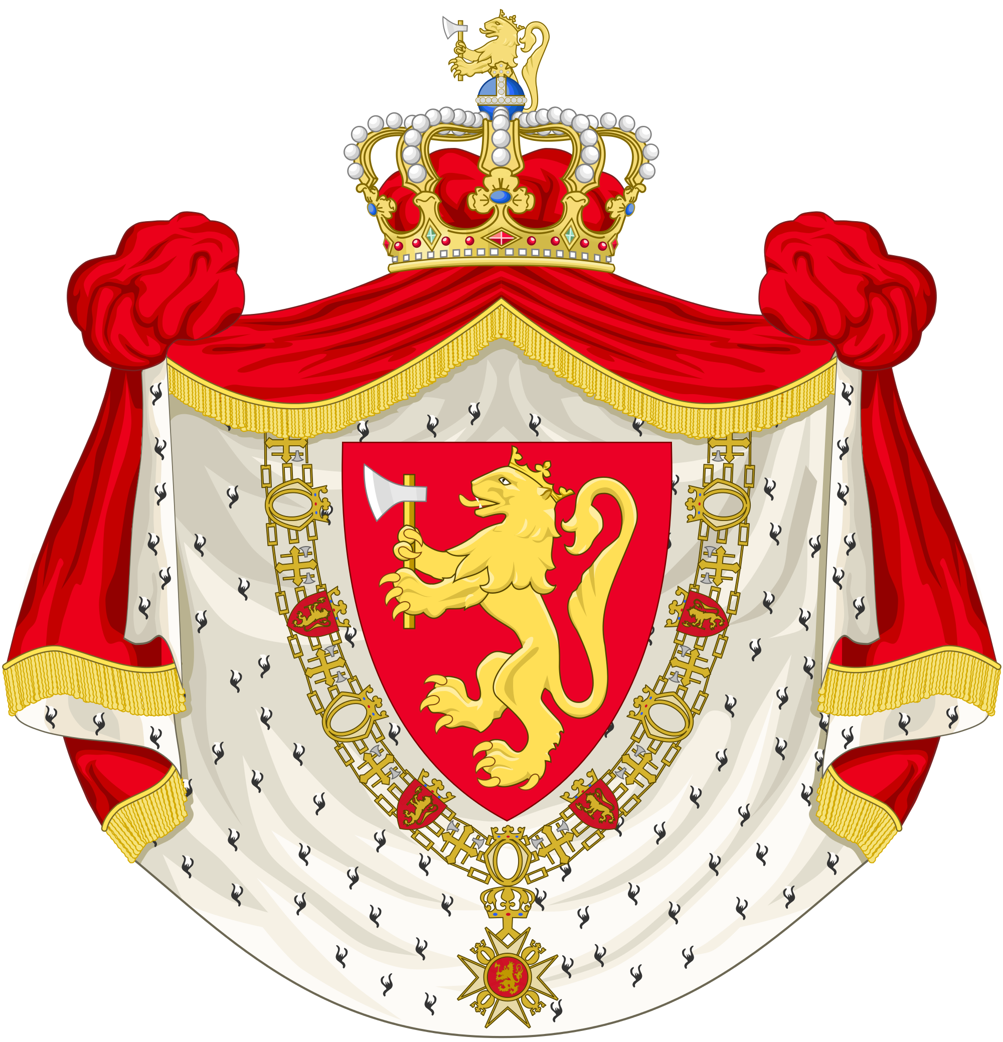 Coat of arms norway google haku armorial pinterest coat of arms norway google haku biocorpaavc Image collections