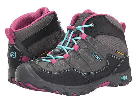 ab63c74a914b Keen Kids Pagosa Mid WP girls hiking boot
