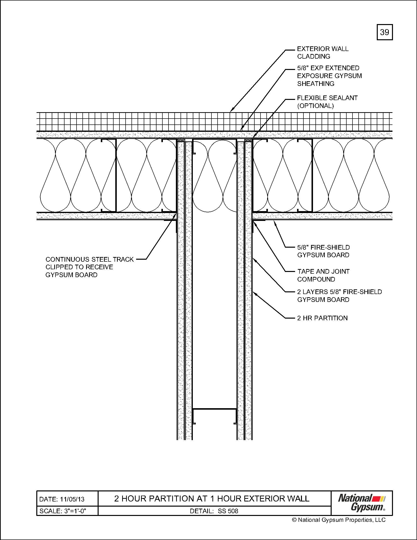 Image Result For 2 Hr Rated Floor Ceiling Assembly Diagram Ceilings