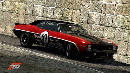 1969 camaro SS454 Replica Yenko Tune B2B Tuning B500 No race car red blur white