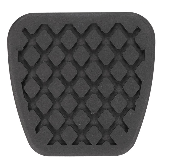 2X Brake Clutch Pedal Rubber Cover For Honda /Civic
