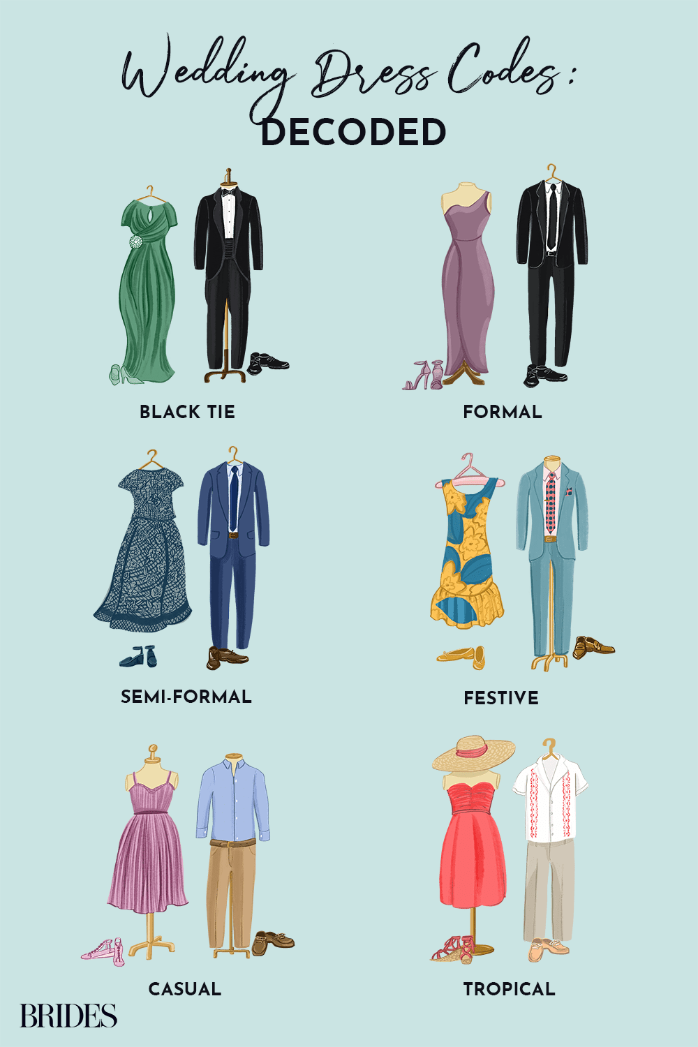 Every Wedding Guest Dress Code Explained Casual Wedding Attire Wedding Guest Dress Summer Casual Wedding Outfit