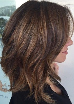 500+ Medium Hairstyles and Haircuts for Shoulder Length Hair to Try in 2021 Gallery