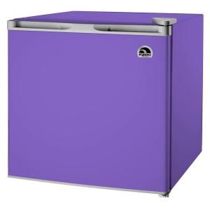 IGLOO  Cu Ft Mini Refrigerator In Purple Refrigerator - Home depot small fridge
