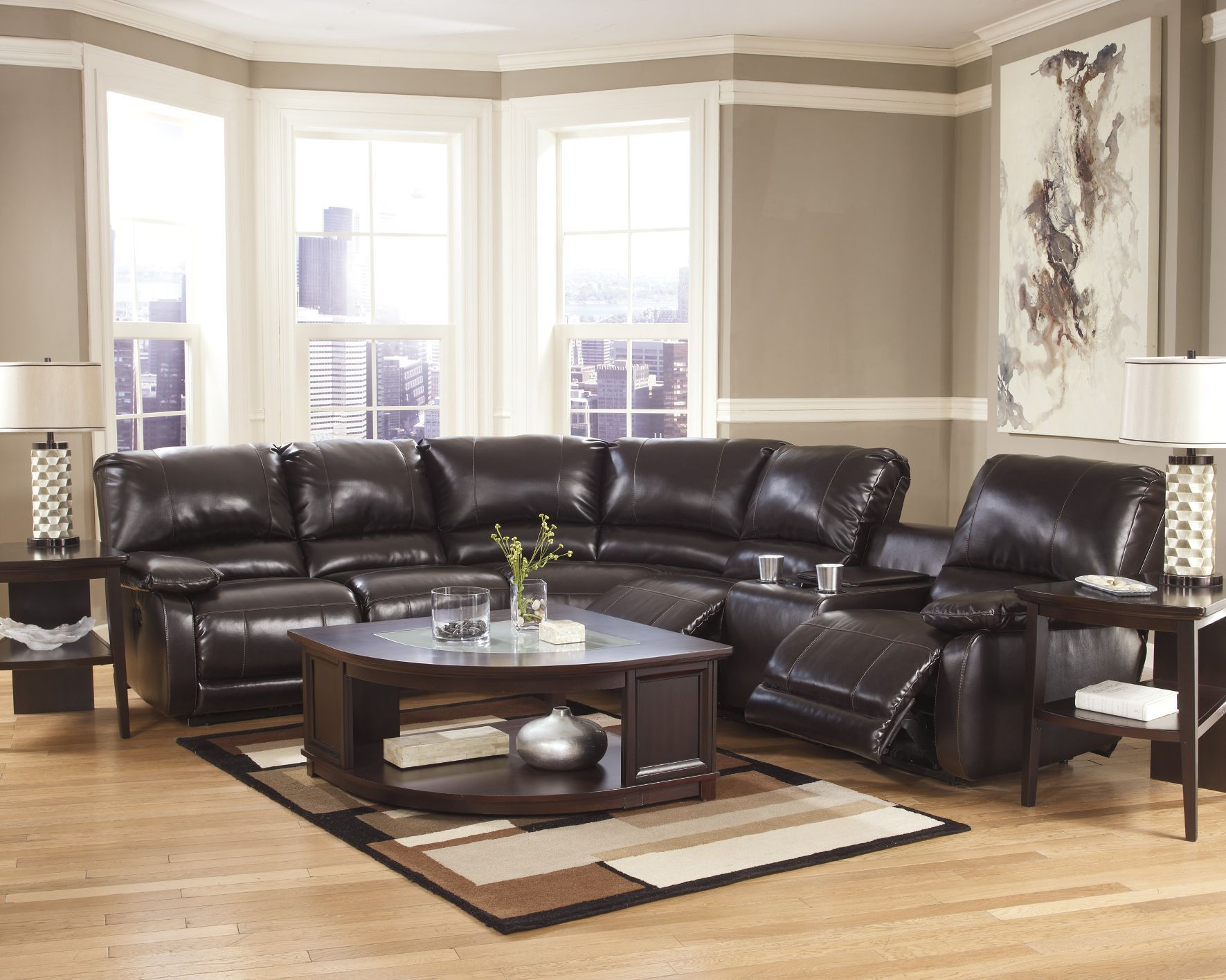There Are Various Woods To Choose From Quality Materials Lead Free Long Lasting And Non Toxic Finishes Furniture Sectional Furniture Reclining Sectional