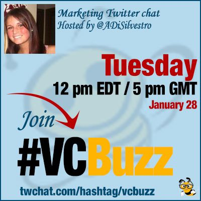 Amanda DiSilvestro Twitter chat this Tuesday!