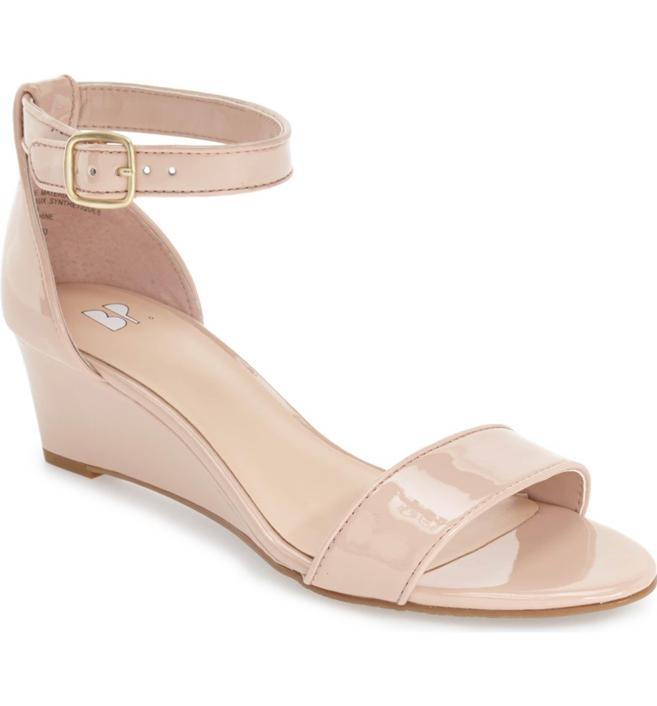 d119f6fdd2d Main Image - BP.  Roxie  Wedge Sandal (Women) Shoes Heels
