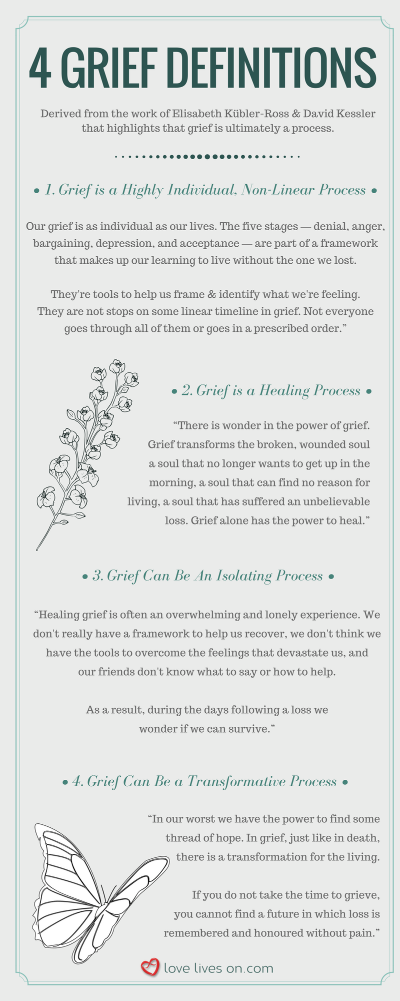 Finally A Grief Definition That Makes Sense  crafts