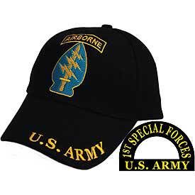608a4214 US Army Special Forces Baseball Cap - Meach's Military Memorabilia & More