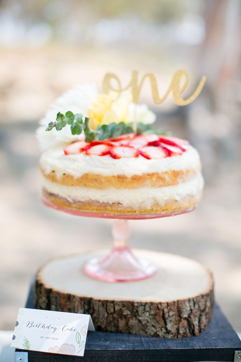 Paleo Baby-Friendly Birthday Cake | The Organic Beauty Blog | Cakes ...