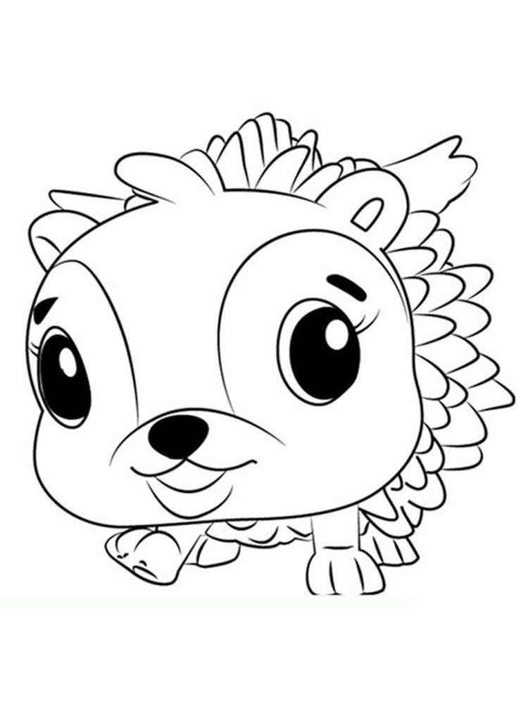 Hatchimals Coloring Page Printable Free Below Is A Collection Of Hatchimals Coloring Page Which Coloring Pages Cartoon Coloring Pages Birthday Coloring Pages