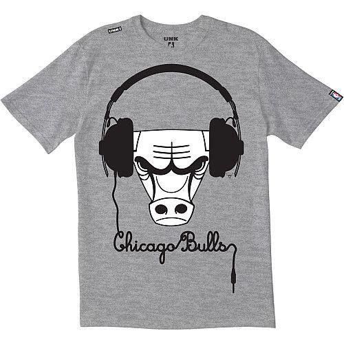 chicago Bulls Camisas Estampadas ba8b5e86799