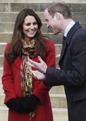 Princess Kate Middleton Doin' The Royal Thing; Hits National Portrait Gallery / iGossip