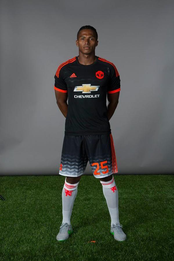 Antonio Valencia Manchester United Away Jersey
