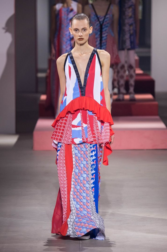 Paris Fashion Week 2015: Kenzo