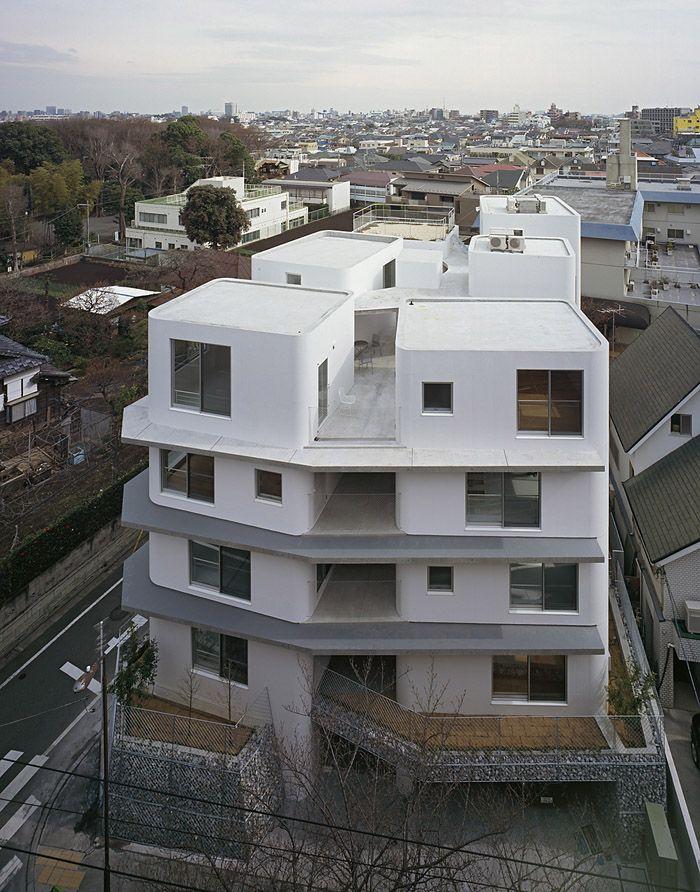 Sakura Apartment Hitoshi Watsu
