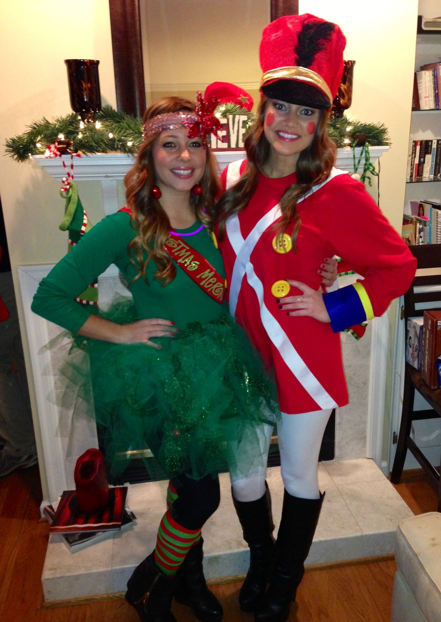 christmas party costumes ideas