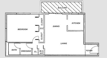 Pole garage with living quarters metal building plans for Garage with living quarters one level