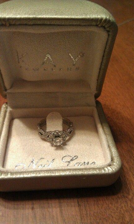 infinity band neil lane engagement ring