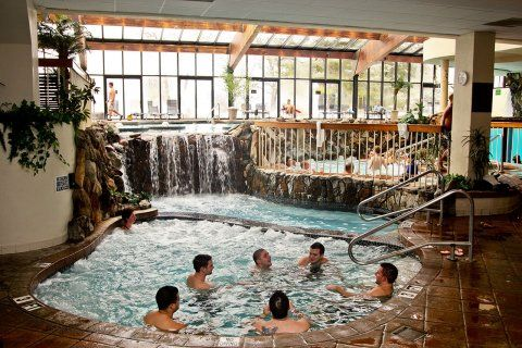 Gallery Minerals Resort Indoor Jacuzzi And Pool Area With Outdoor Heated Pool Indoor Jacuzzi Pool Area Pool
