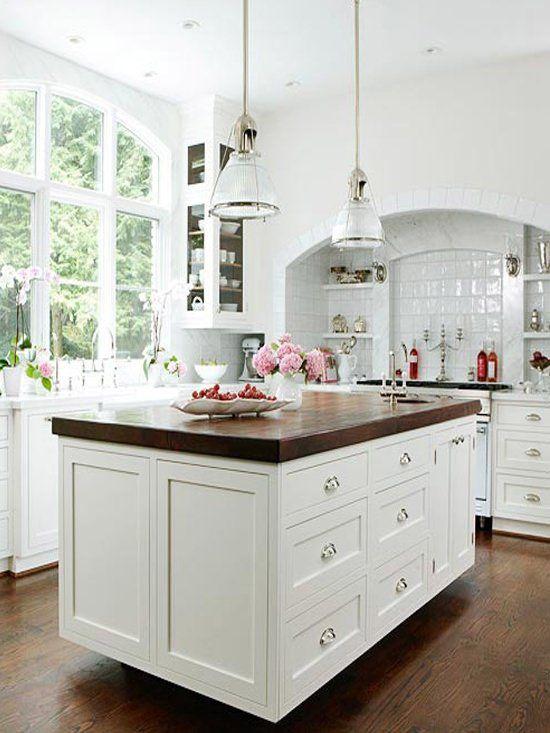 Beau Get Classy Coastal Look With Hampton Style Kitchen Designs   Rosemount  Kitchens