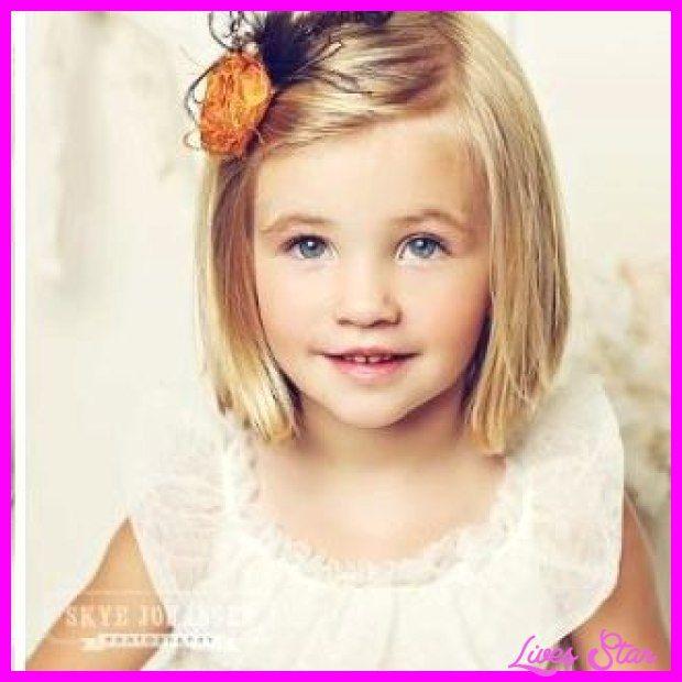 Nice Little Girl Short Haircuts Hair Girl Haircuts Little Girl