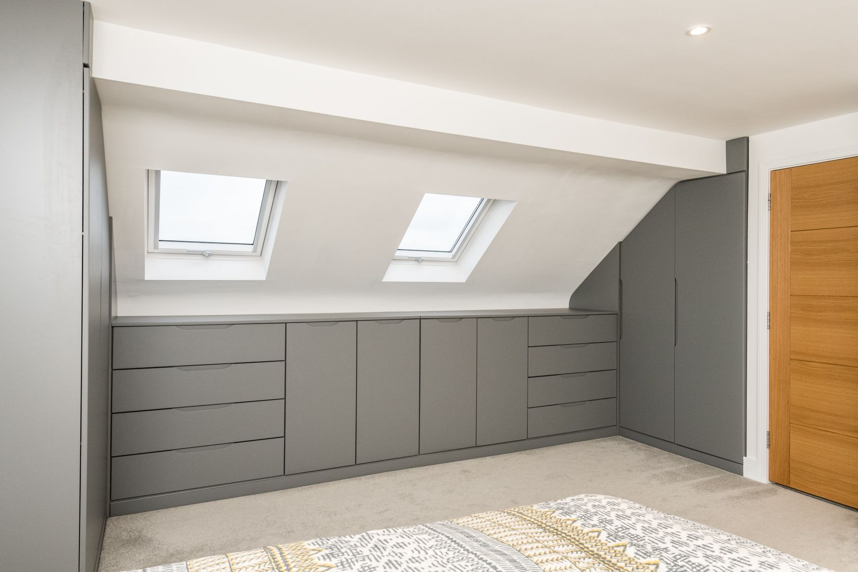 How to maximise space in your loft conversion