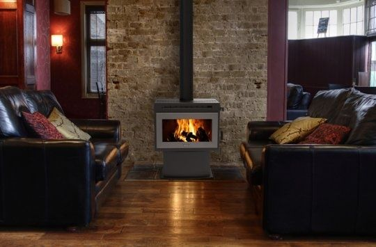 Wall Behind Free Standing Fireplace Freestanding Fireplace Standing Fireplace Wood Heater