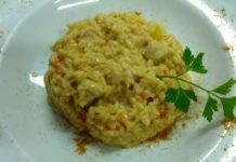 Risotto de Poulet au Curry WW