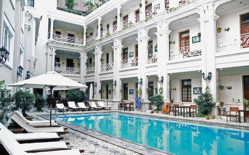 The Grand Hotel Saigon