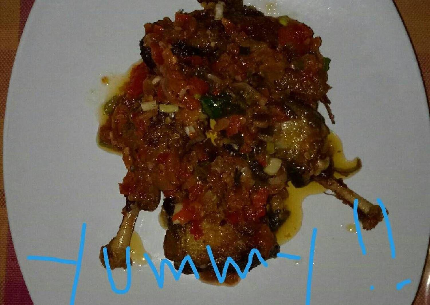 Resep Rica Mentog Oleh Lolaa Resep Resep Ide Makanan Resep Babi