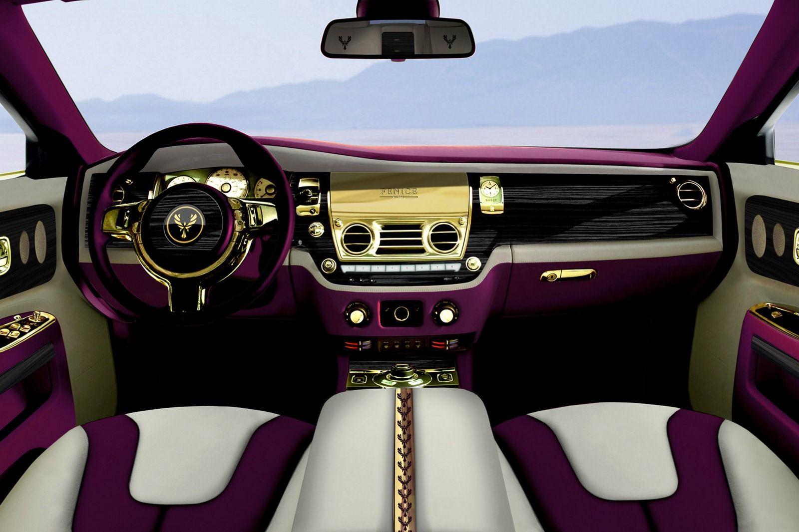 Rolls Royce Ghost By Fenice Milano Vroom Vroom Pinterest Rolls