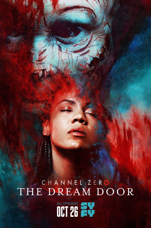 Die Syfy Horror Serie Channel Zero Startet Mit Diesem Poster In