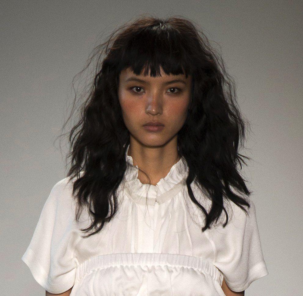 Luping wang zero maria cornejo hair pinterest hair hair