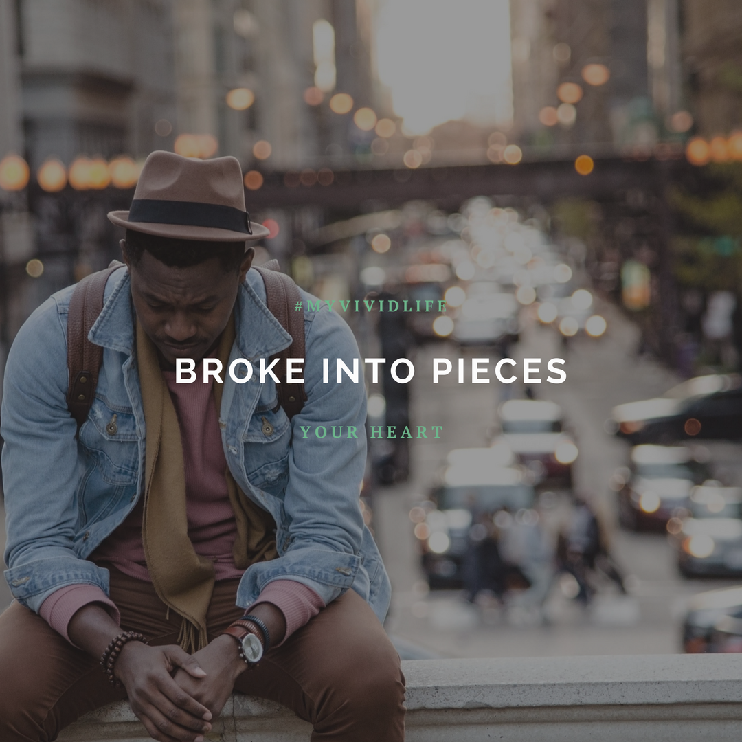 You broke into pieces, were torn into untold fragments, only to  learn that you had so much more to you than ever conceived of before. And each priceless part of your being is worth gathering up the scattered remnants, picking out the painful splinters to be held in loving eyes.  Susan Frybort, Open Passages  Photo by whoislimos  #myvividlife