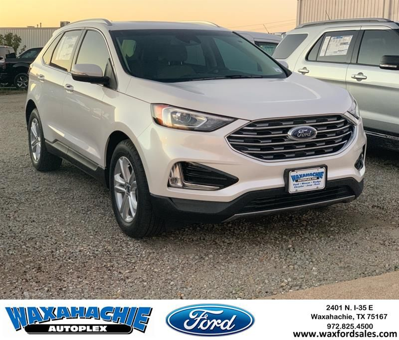 2019 Ford Edge SEL 2019FordEdgeSEL WaxahachieFord (With