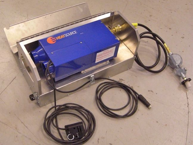 Propex Heater Setup Trailer Ideas Pinterest Adventure Trailers Off Road Trailer And